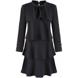 Vêtements Femme Robes courtes Jersa Robe de cocktail model 108518 noir