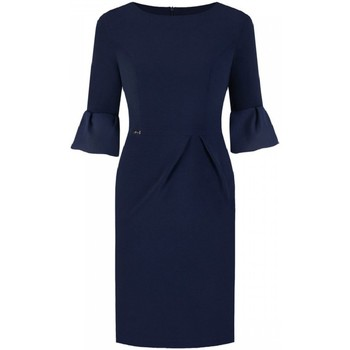 Vêtements Femme Robes courtes Jersa Robe de cocktail model 108535 bleu marine