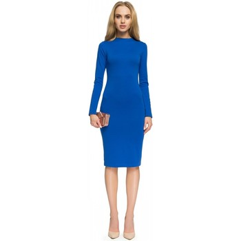 Vêtements Femme Robes courtes Style Robe de cocktail model 112751 bleu marine