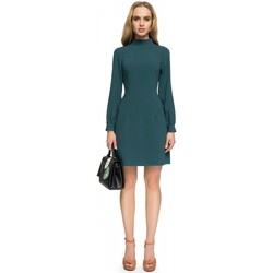 Vêtements Femme Robes courtes Style Robe de cocktail model 112763 vert