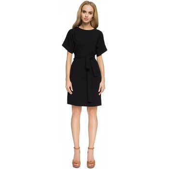 Vêtements Femme Robes courtes Style Robe de cocktail model 112783 noir
