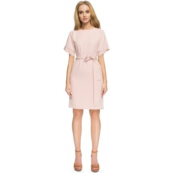 Vêtements Femme Robes courtes Style Robe de cocktail model 112785 rosé