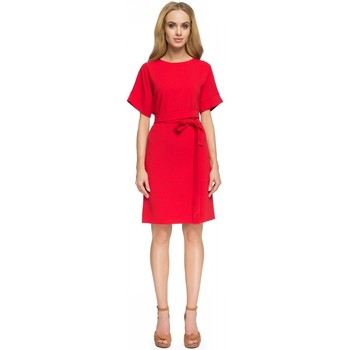 Vêtements Femme Robes courtes Style Robe de cocktail model 112786 rouge