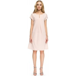 Vêtements Femme Robes courtes Style Robe de cocktail model 112801 rosé