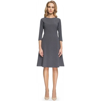 Vêtements Femme Robes courtes Style Robe de cocktail model 112579 gris