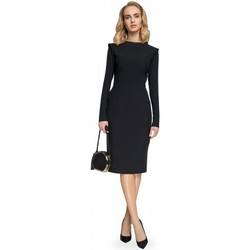 Vêtements Femme Robes courtes Style Robe de cocktail model 112592 noir