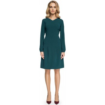 Vêtements Femme Robes courtes Style Robe de cocktail model 112599 vert
