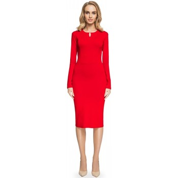 Vêtements Femme Robes courtes Style Robe de cocktail model 112605 rouge