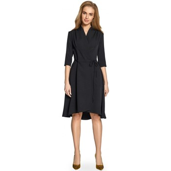 Vêtements Femme Robes longues Style Robe de cocktail model 112862 noir