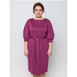 Vêtements Femme Robes courtes Trand By Grandua Robe de cocktail model 86847 violet