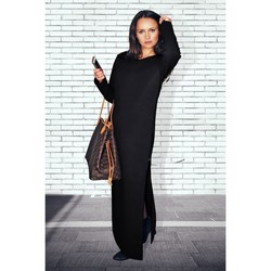 Vêtements Femme Robes Bien Fashion Robe de jour model 116020 noir