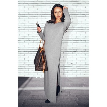 Vêtements Femme Robes Bien Fashion Robe de jour model 116021 gris