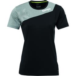 Vêtements Femme T-shirts manches courtes Kempa Maillot femme  Core 2.0 noir/gris