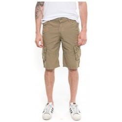 Vêtements Homme Shorts / Bermudas Ritchie Bermuda battle BERLINGO Beige