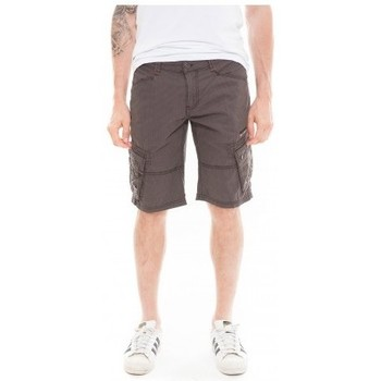 Vêtements Homme Shorts / Bermudas Ritchie Bermuda battle BERLOG Gris