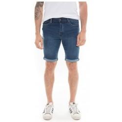 Vêtements Homme Shorts / Bermudas Ritchie Bermuda en jean BLOOPY II Bleu