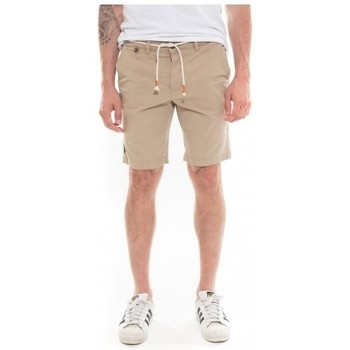 Vêtements Homme Shorts / Bermudas Ritchie Bermuda chino BOSCO Beige