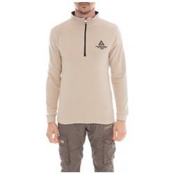 Vêtements Homme Sweats Ritchie Sweat polaire zip ZATHLON II Beige