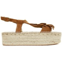 Chaussures Femme Espadrilles Krack Core By @sarabace2 Camboya Marron