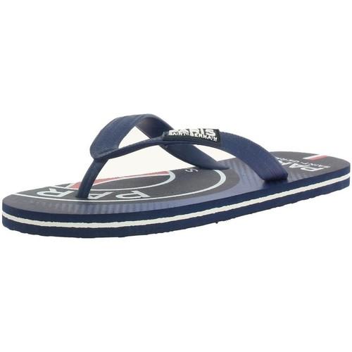 Paris Saint-germain 621170 bleu - Chaussures Mules Homme