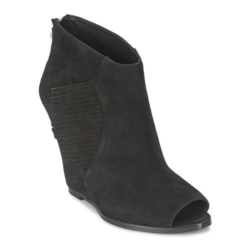 Chaussures Femme Bottines Ash LYNX Noir