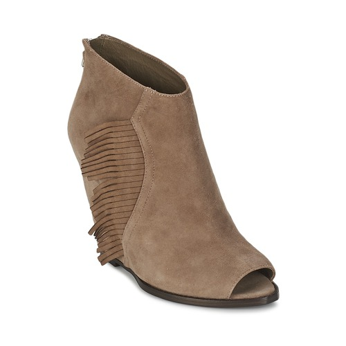 Chaussures Femme Bottines Ash LYNX Taupe