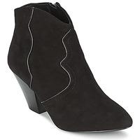 Chaussures Femme Bottines Ash GANG Noir