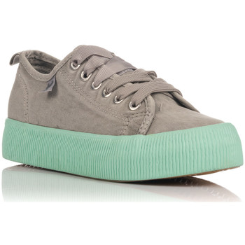 Chaussures Baskets basses Pitas  Gris