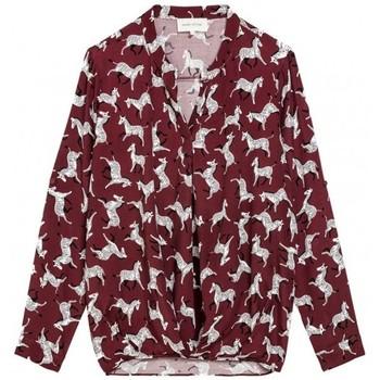 Vêtements Femme Tops / Blouses Marie Sixtine BELITA Bordeaux