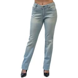 Vêtements Femme Jeans droit Armani jeans K5J15 Bleu