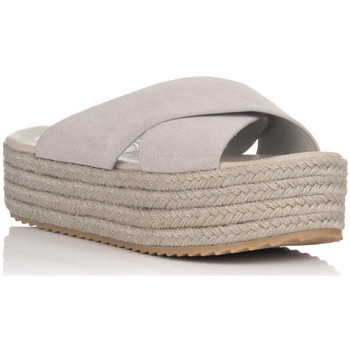 Chaussures Espadrilles Coolway EMMA Gris