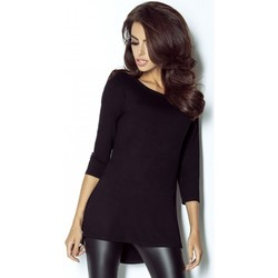 Vêtements Femme Chemises / Chemisiers Ivon Chemisier model 103047 noir