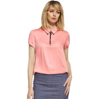 Vêtements Femme Chemises / Chemisiers Enny Chemisier model 76344 rosé