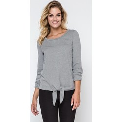 Vêtements Femme Pulls Enny Chemisier model 107917 noir
