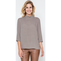 Vêtements Femme Pulls Enny Chemisier model 107918 beige