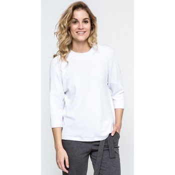 Vêtements Femme Chemises / Chemisiers Enny Chemisier model 102558 blanc