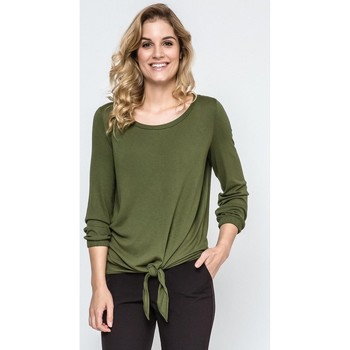 Vêtements Femme Chemises / Chemisiers Enny Chemisier model 102559 vert