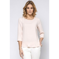 Vêtements Femme Chemises / Chemisiers Enny Chemisier model 82897 rosé
