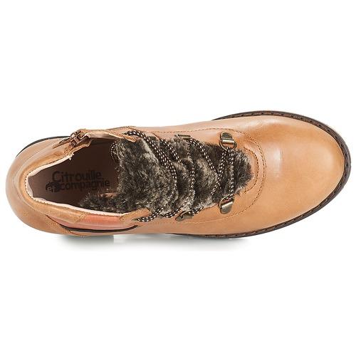 Garçon Et Compagnie Chaussures Cognac Citrouille Jodilaem Boots kOXiuPZ