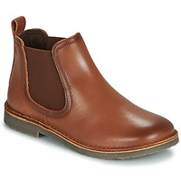 Chaussures Enfant Boots Silvio Tossi - S HOVETTE Camel