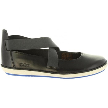 Chaussures Femme Ville basse Kickers 609180-50 FOLLY Negro