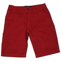 Vêtements Homme Shorts / Bermudas Kebello Short rouge