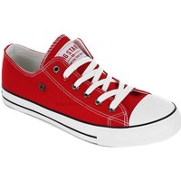 Chaussures Homme Baskets basses Big Star T174100 Rouge