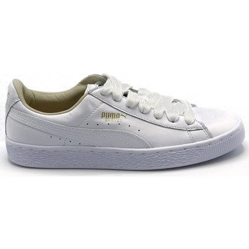 Chaussures Homme Baskets mode Puma BASKET CLASSIC LFS BLANC