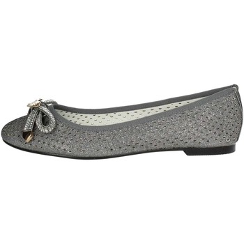 Chaussures Femme Ballerines / babies Laura Biagiotti 709 Argent