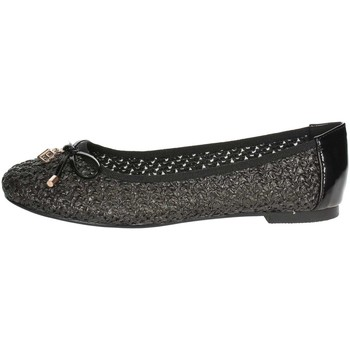Chaussures Femme Ballerines / babies Laura Biagiotti 711 Ballerines Femme Noir Noir
