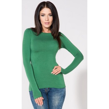 Vêtements Femme Pulls Tessita Chemisier model 61741 vert