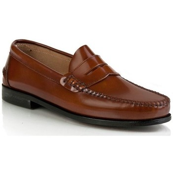Chaussures Homme Mocassins Marttely Classic  Marron