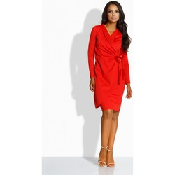 Vêtements Femme Robes Lemoniade Robe de jour model 108006 rouge