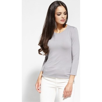 Vêtements Femme Pulls Dursi Chemisier model 68151 gris